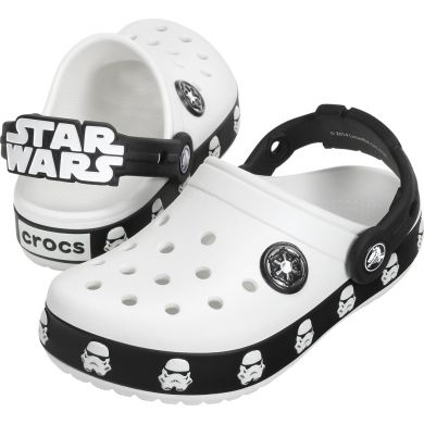 Crocband Star Wars Stormtrooper Clog