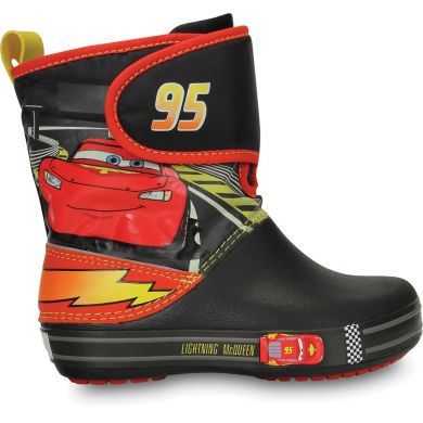 Crocband Cars Gust Boot