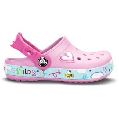 Hello Kitty Plane Clog