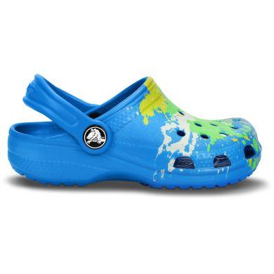 Classic Splatter Clog Kids