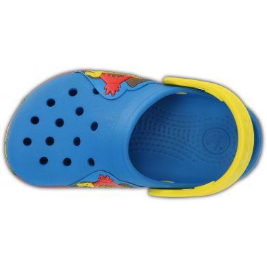 CrocsLights Dinosaur Clog
