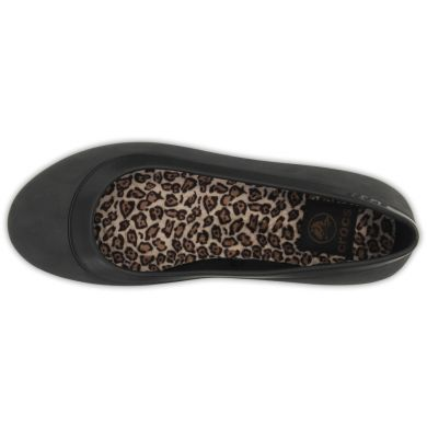 Mammoth Leopard Lined Flat