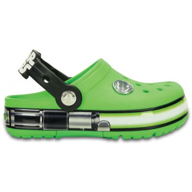 CrocsLights Star Wars Yoda Clog