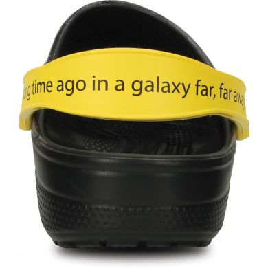Classic Star Wars Clog Yellow