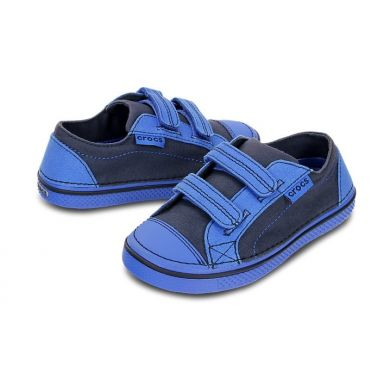 Hover Easy-On Canvas Sneaker Kids