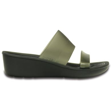 Colorblock Mini Wedge