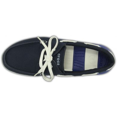 Beach Line Boat Lace Up