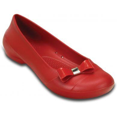 Crocs Gianna Simple Bow Flat