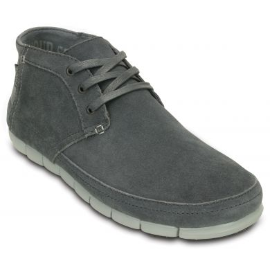 Stretch Sole Desert Boot