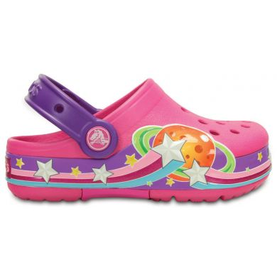 CrocsLights Galactic Clog Girl