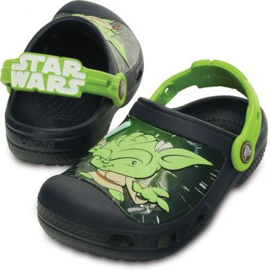 CC Star Wars Yoda Clog