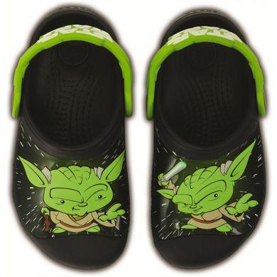 CC Star Wars Yoda Clog