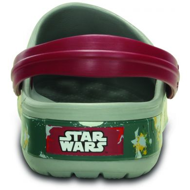 CB Star Wars Boba Fett Clog
