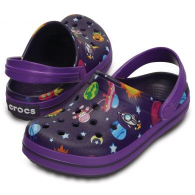 Crocband Galactic Clog K