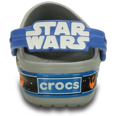 CrocsLights StarWarsXwing Clog