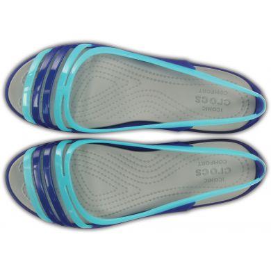 Crocs Isabella Huarache Flat W