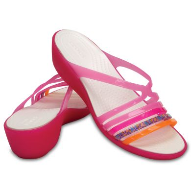 Crocs Isabella Mini Wedge W