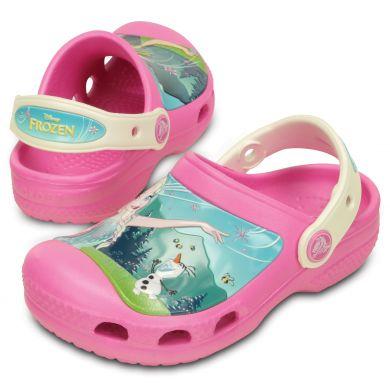 CC FrozenFever Clog Kids
