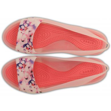 ColorBlock Soft Floral Flat