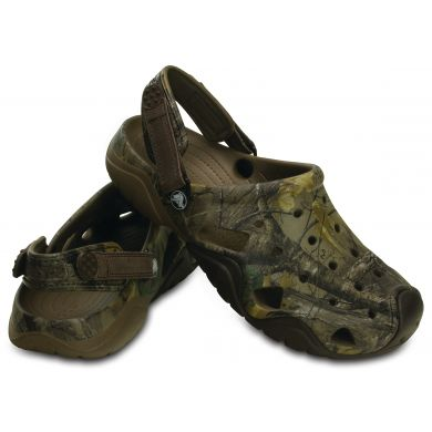 Swiftwater Realtree Xtra Clog