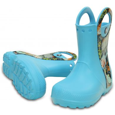 Handle It Sea Life Boot K