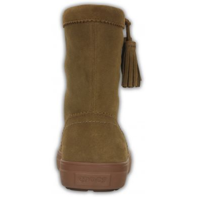 LodgePoint Suede Pullon Boot W