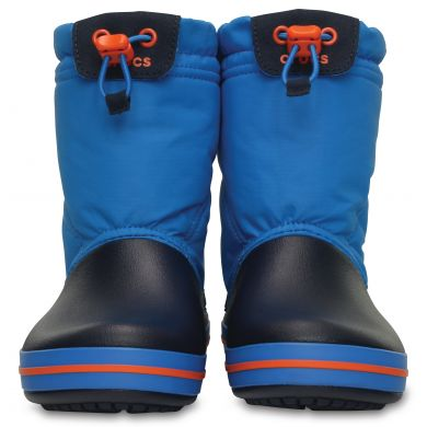 Crocband LodgePoint Boot K Ocean/Navy
