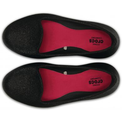 Crocs Eve Sparkle Flat K
