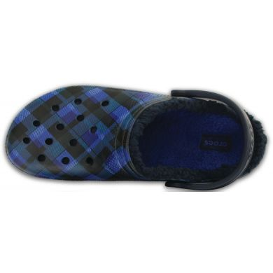 Classic Lined Graphic Clog