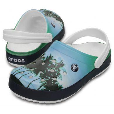 Crocband Tropics Clog