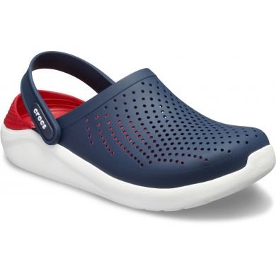 LiteRide Clog Navy/Pepper