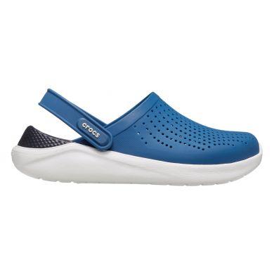 LiteRide Clog Vivid Blue/Almost White