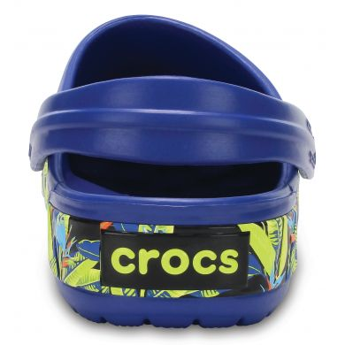 Crocband Tropical IV Clog