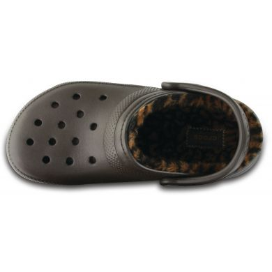 Classic Lined Animal Clog