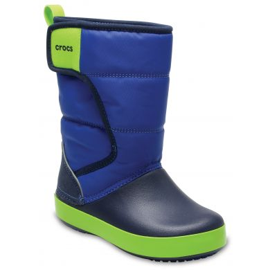 LodgePoint Snow Boot K Blue Jean/Navy