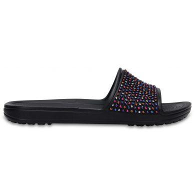 Crocs Sloane Embellished Slide