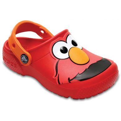 CrocsFunLab Elmo Clog