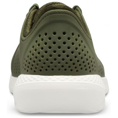 LiteRide Pacer M Army Green/White