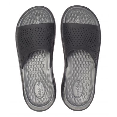 LiteRide Slide Black/Slate Grey