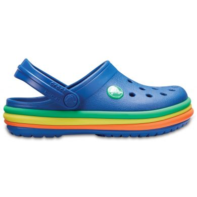 CB Rainbow Band Clog K