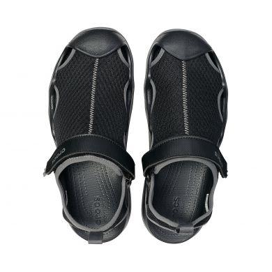 Swiftwater Mesh Deck Sandal M Black