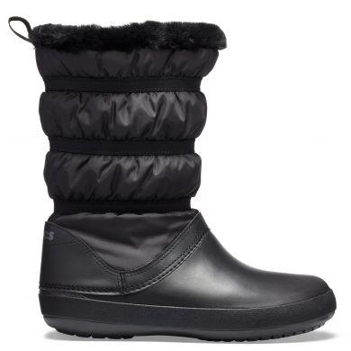 Crocband Winter Boot Black/Black
