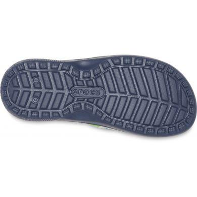Crocs Sports Fan Slide K Navy