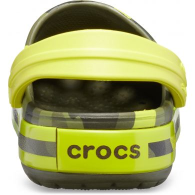 Crocband MultiGraphic Clog K