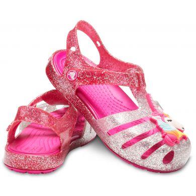 Crocs Isabella Charm Sandal K Pink Ombre