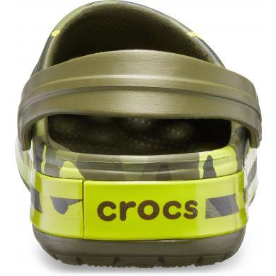 Crocband Seasonal Graphic Clog