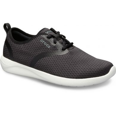 LiteRide Mesh Lace W Black/White