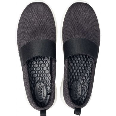 LiteRide Mesh Slip On W Black/White