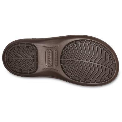 Crocband Puff Boot W Espresso