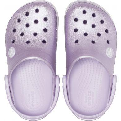 Crocband Glitter Clog K